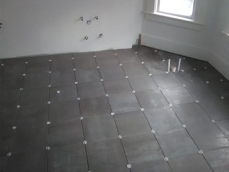 Tile Floor Installer Wells Maine