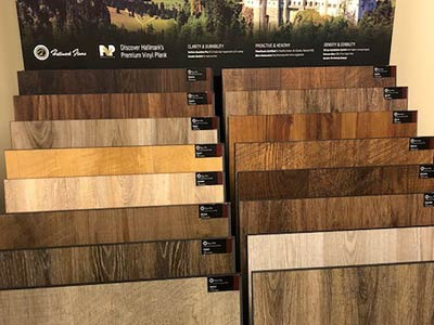 Hardwood Tile Samples And Showroom Wells Maine